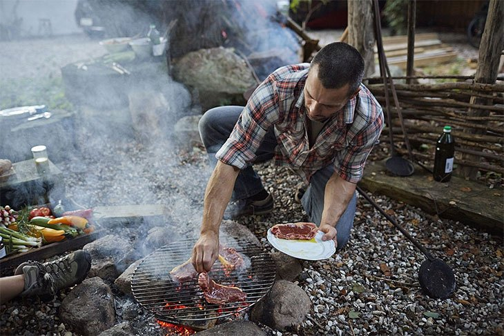 cook ahead camping meals