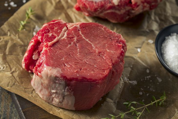 filet mignon vs ribeye steak