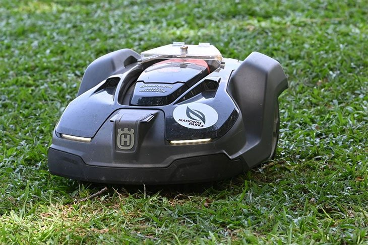 best robotic lawn mower for large areas