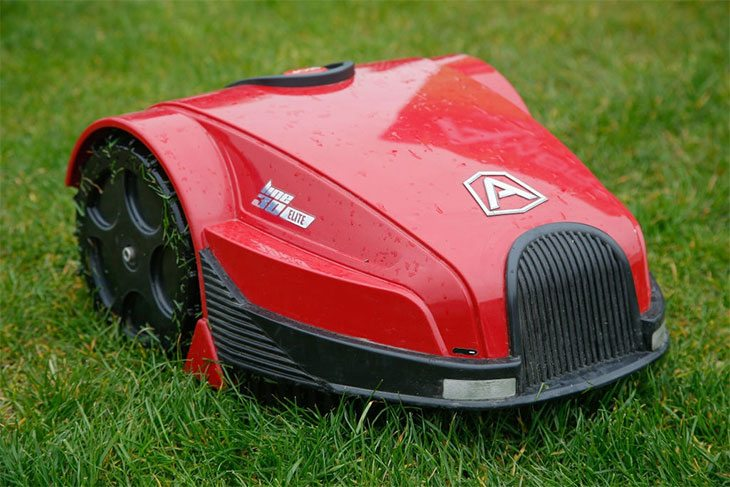 best robotic lawn mower for one acre