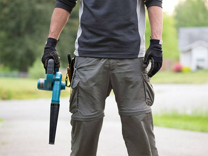 best cordless leaf blower for the money