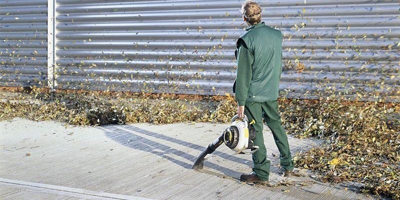 best petrol leaf blower