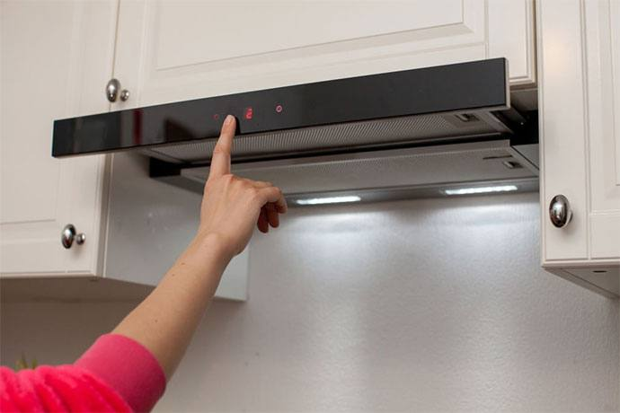 the best kitchen extractor fans