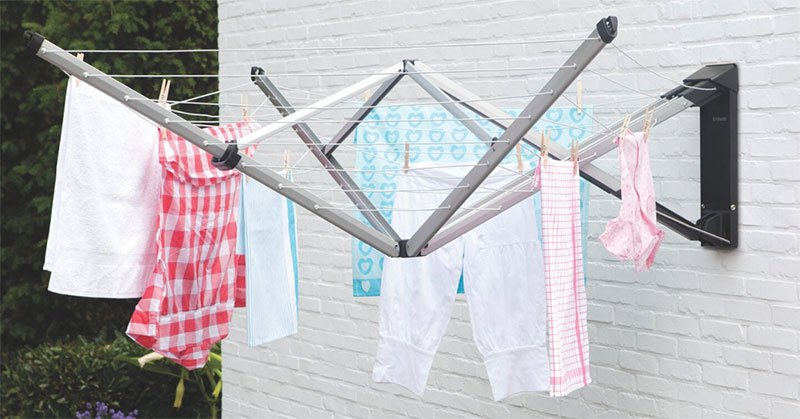 The Best Retractable Washing Line On The UK Market – Top 7 List