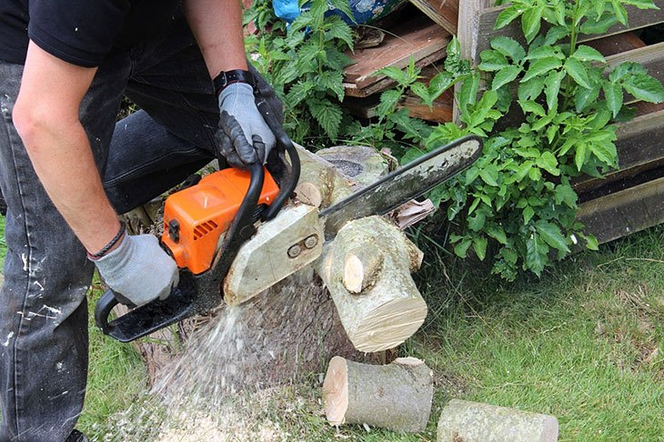 best electric chainsaw amazon