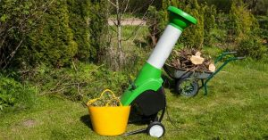 Be Eco Responsible With The Best Garden Shredder